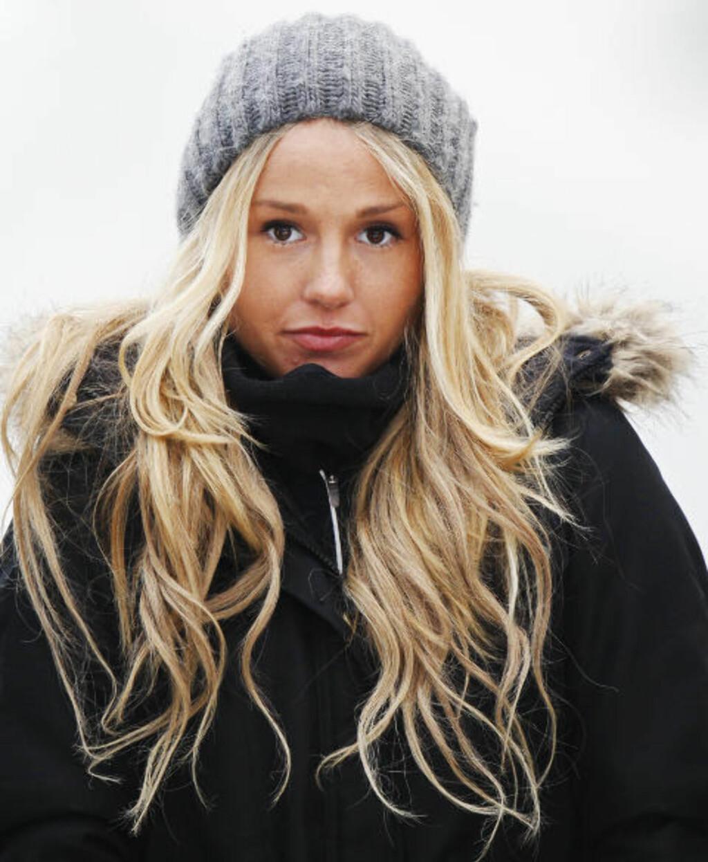 TRAKK SEG: Rachel Nordtømme trakk seg fra TV2-jobben etter sterke reaksjoner. Foto: Erlend Aas / Scanpix