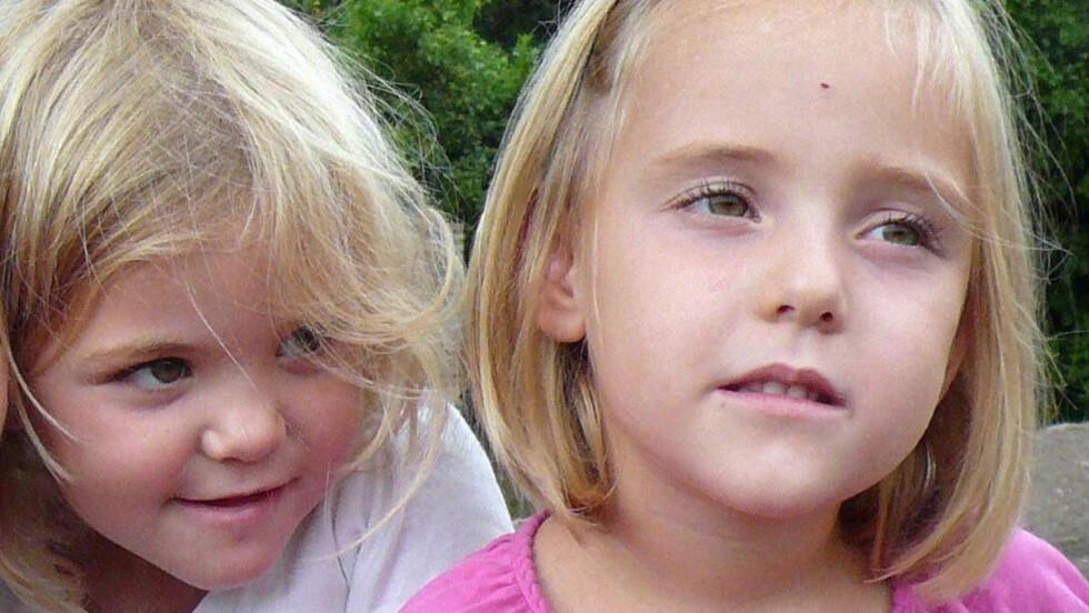 HOLDER FAST VED HÅPET: Moren til tvillingene Livia og Alessia (6) håper hun en dag får se sine to jenter igjen. Foto: AFP PHOTO/POLICE CANTONALE VAUDOISE/HO