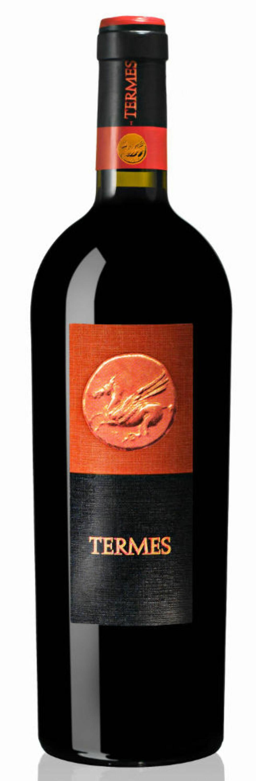 MEGET GOD: Termes 2008 fra en av Spanias fremste ikonvinprodusenter.