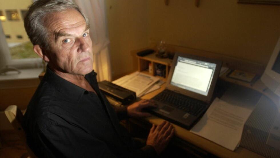 VIL TA AFFÆRE: Ingvald Godal, Høyre-mann og tidligere stortingsrepresentant, vil bruke spanskrør mot mobbere. Foto: Truls Brekke/Dagbladet