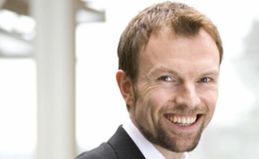 GÅR AV: Direktør for Adecco Helse, Bård Kristiansen. Pressefoto