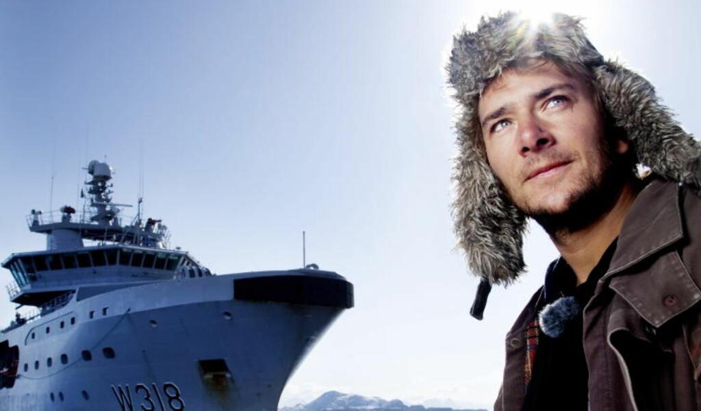ERFAREN:  Jarle Andhøy har seilt siden han var 18. Det er ikke kjent om han var om bord på Berserk da nødpeilesenderen ble utløst, eller om han hadde gått i land, men planen var at han og den 18 år gamle Samuel Massie skulle gå av. Foto: Agnete Brun / Dagbladet