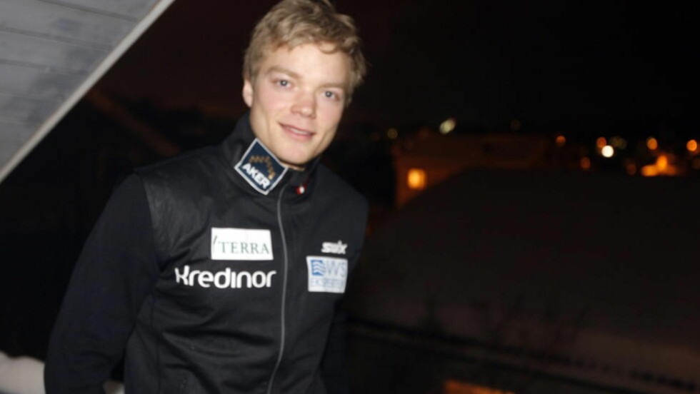 OVERRASKELSEN: Eirik Brandsdal hadde ingen maksdag på sprinten, men nå får han en ny sjanse på 30 kilometer fellesstart med skibytte. Foto: Tormod Brenna