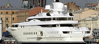 Diktatorsønn kjøpte yacht det vil ta 4600 år å betale