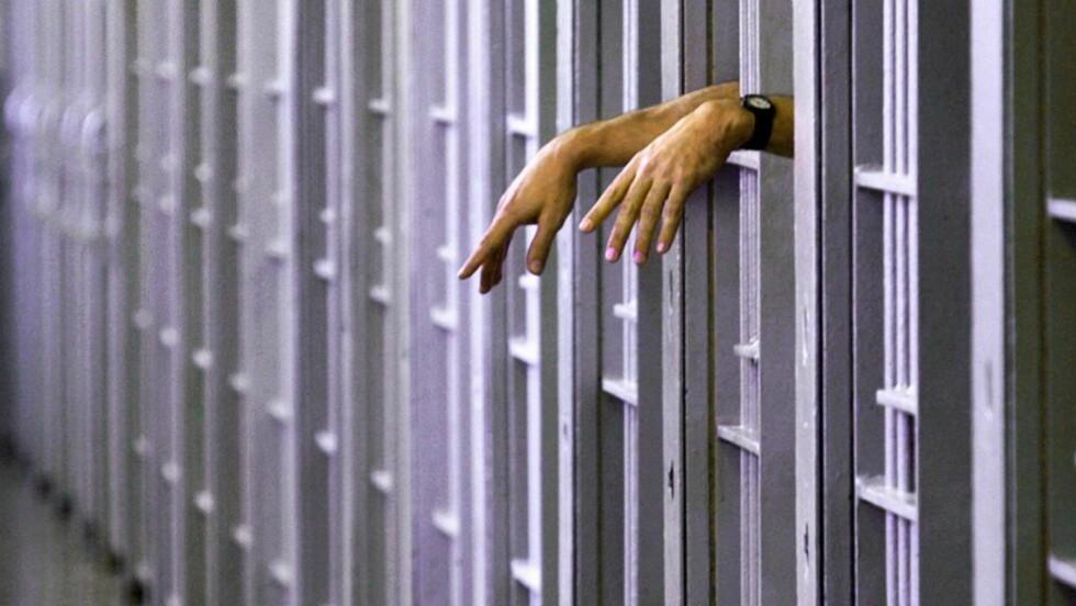SLIPPER DØDSSTRAFF: Denne fangen er blant de femten dødsdømte innsatte i Illinois som ikke vil bli henrettet etter at delstaten i natt avskaffet dødsstraff. Foto: AP/Seth Perlman/Scanpix