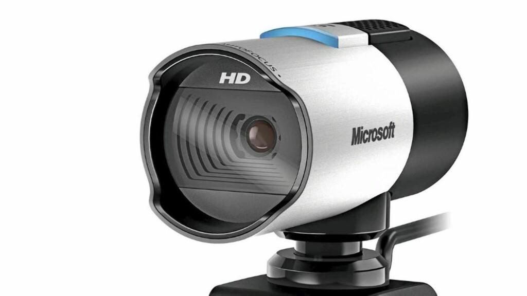 HD: Microsoft LifeCam Studio byr på HD-opptak, men i praksis vil man bruke en lavere oppløsning til videosamtaler. Foto: Produsent