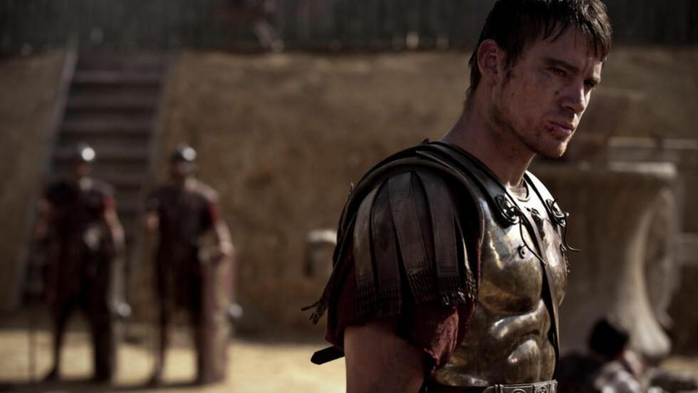 Romer går seg fast