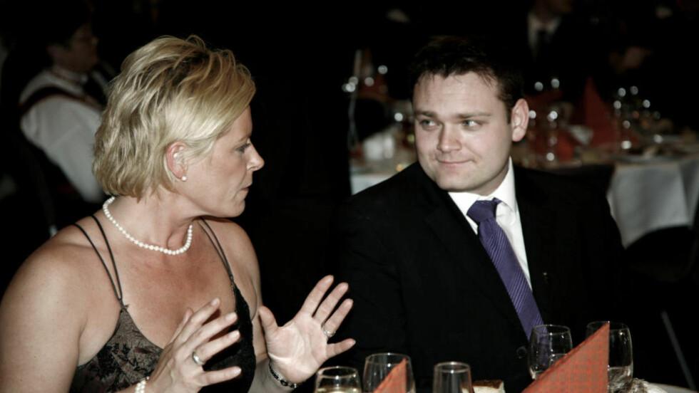 STJERNE: Trond Birkedal var kåret til en av landets mest lovende unge politikere, han var som 31-åring allerede ordførerkandidat for andre gang. Her fra Frps landsmøte i 2006. FOTO: SVEINUNG UDDU YSTAD