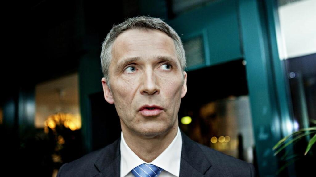 PENGER I FLENG: De rødgrønne overfører 11,1 milliarder kroner som de ikke har klart å bruke opp til 2011. Foto: Nina Hansen / Dagbladet