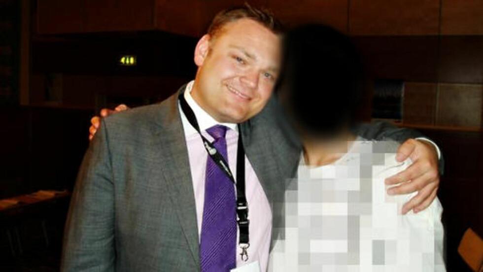 <strong>SIKTET:</strong> Trond Birkedal er siktet for seksuell omgang med barn under 16 år etter at gutten på bildet fortalte politiet at han hadde sex med birkedal i 2008. Foto: Privat