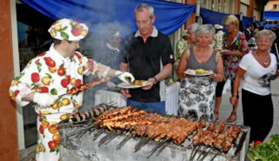 NAM-NAM: Det tyrkiske kjøkkenet er i verdensklasse.