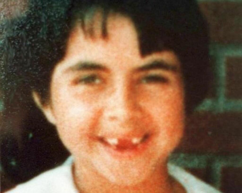 SPORLØST BORTE: Therese Johannsessen (9) forsvant fra sitt hjem på Fjell i Drammen i august 1988. Hun er aldri blitt funnet. Foto: NTB