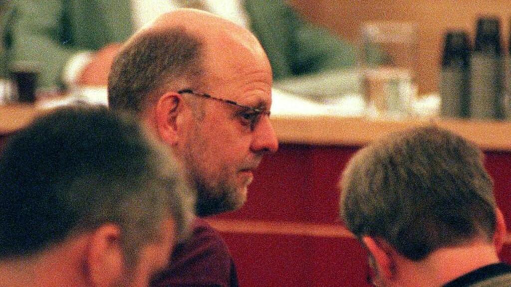 TILTALEN FRAFALLES: Den svenske påtalemyndigheten frafalt i dag tiltalen mot Sture Bergwall, best kjent som Thomas Quick, i Therese-saken. Nå håper pårørerende på at etterforskningen blir gjenopptatt.  Foto: Per Løchen/NTB