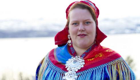 DISNEY PÅ SAMISK: Silje Karin Muotka er medlem av Sametingsrådet og mener Disney må legge til rette for at samiske barn skal få se filmer om sin egen kultur, på sitt eget språk. Foto: Sametinget.no