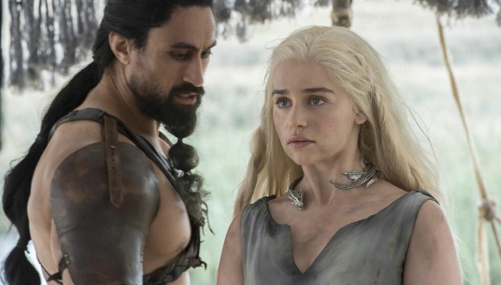 IKKE LETT FOR KVINNER: I «Game of Thrones» var hovedkarakteren