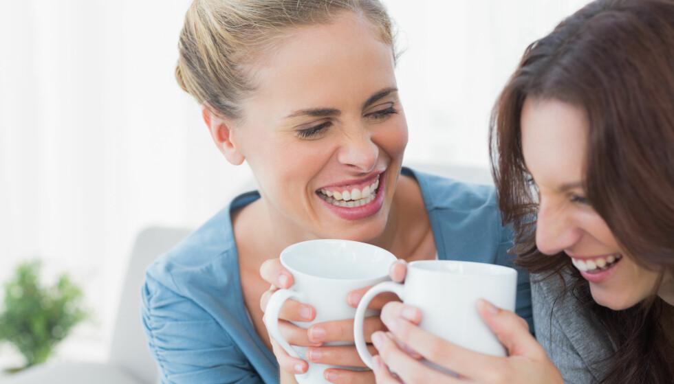KROPPENS FORSVAR: Dropper du den nytraktete morgenkaffen, risikerer du å gå glipp av en av de viktigste kildene til antioksidanter.
