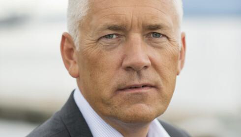 Kjell Hugvik, arbeids- og tjenestedirektør i Nav.