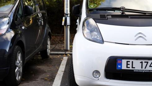 MILJØVENNLIG: Biler som ikke slipper ut CO₂ og annen forurensning bør fortsatt få fordeler, mener kronikkforfatteren.