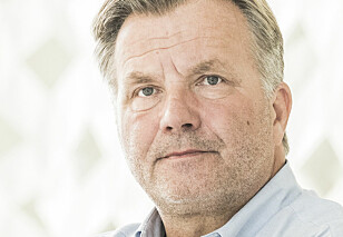 MEDIEPOLITISK TALSMANN: Ib Thomsen (Frp).