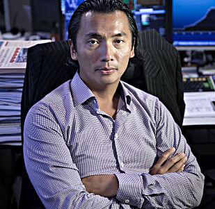 - BOBLE: Senior porteføljeforvalter ved Storebrand Kapitalforvaltning, Olav Chen, tror bitcoin er ei boble, som kommer til å sprekke.