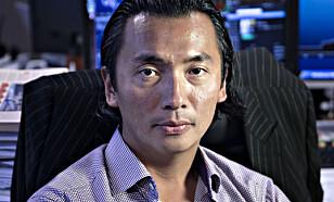 Olav Chen, senior porteføljeforvalter i Storebrand. Foto: NTB scanpix