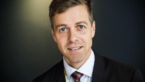 Knut Arild Hareide i KrF. Foto: Endre Vellene / Dagbladet