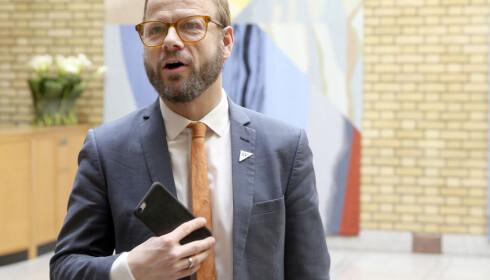 Heikki Holmås (Sv). Foto: Vidar Ruud / NTB scanpix