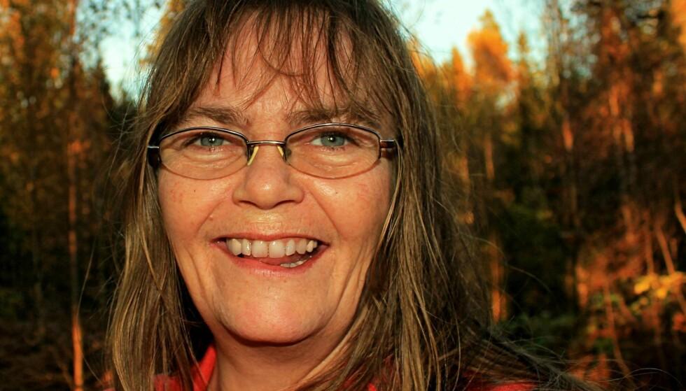 UFØR: Laila Sandbekk er en av 263 000 nordmenn som må betale for egen fysioterapi etter statsbudsjettforslaget som ble lagt fram i går. Foto: Privat