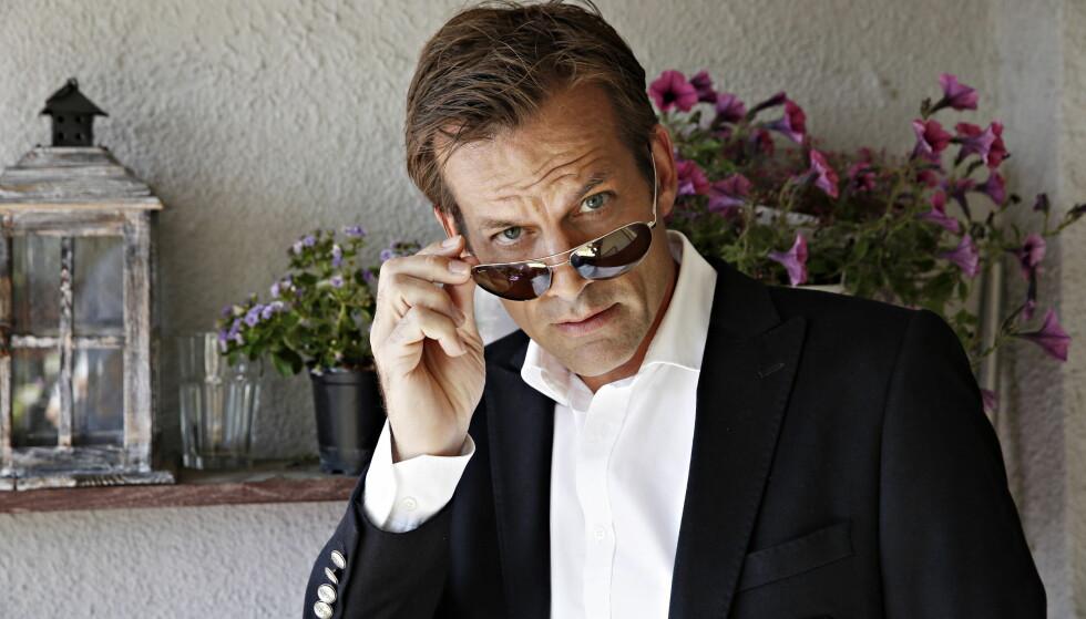 SKAL UT: Jon Almaas skal skrives ut av «Side om side», bekrefter NRK. Foto: Jacques Hvistendahl / Dagbladet