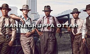 GRUPPEBILDE: Dette er gruppebildet til Mannegruppa Ottar. Nå politianmeldes medlemmer i gruppa.