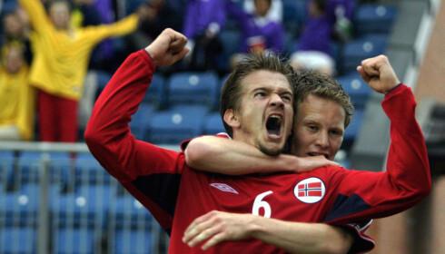 FLEST MÅL: Ingen har scoret flere ganger for det norske U21-landslaget enn Trond Fredrik Ludviksen. Foto: Knut Fjeldstad / SCANPIX