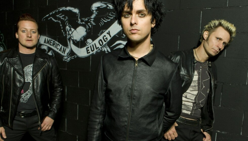 PLATEAKTUELLE: Green Day. Foto: Promo