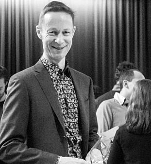 IKKE OVERRASKET: Christopher Moestue berømmer den detaljorienterte kulturen. Foto: Mostue