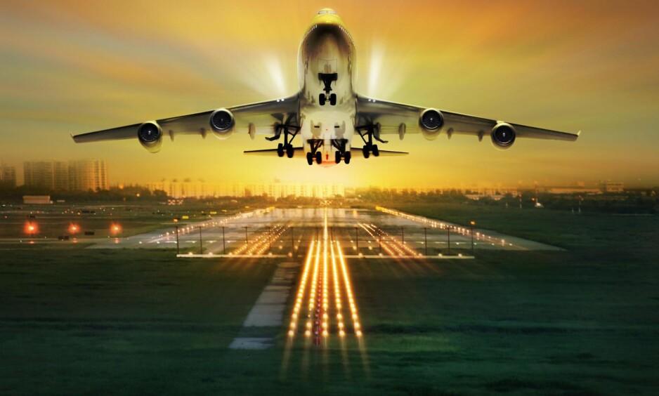 MÅ REGULERES: Kraftige klimakutt kan skje gjennom blant annet å regulere flytrafikken, skriver MDGs stortingsrepresentant. Foto: Shutterstock / NTB Scanpix