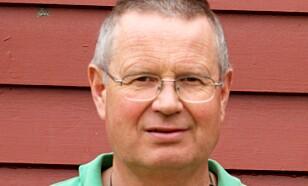 SVARER ARREDONDO: Prost Egil Lønmo. Foto: Privat