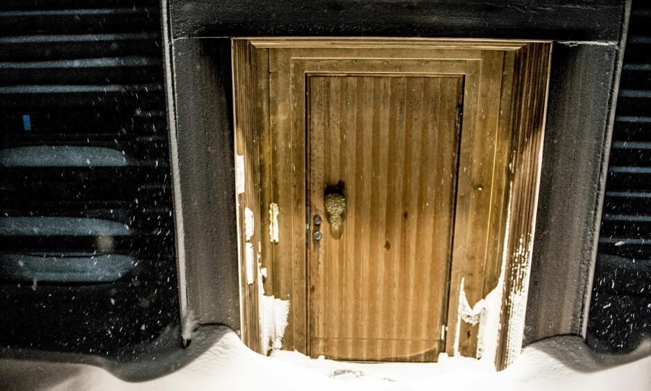 STENGTE DØRER: Det samiske museet i Neiden i Øst-Finnmark har kostet 54 milioner, sto ferdig i 2009, men er ennå ikke åpnet. Foto: Thomas Rasmus Skaug / Dagbladet.