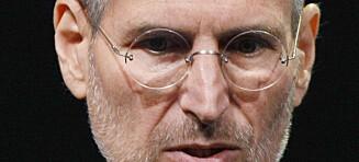 Steve Jobs' datter hevder faren sa han var steril for å slippe kontakt