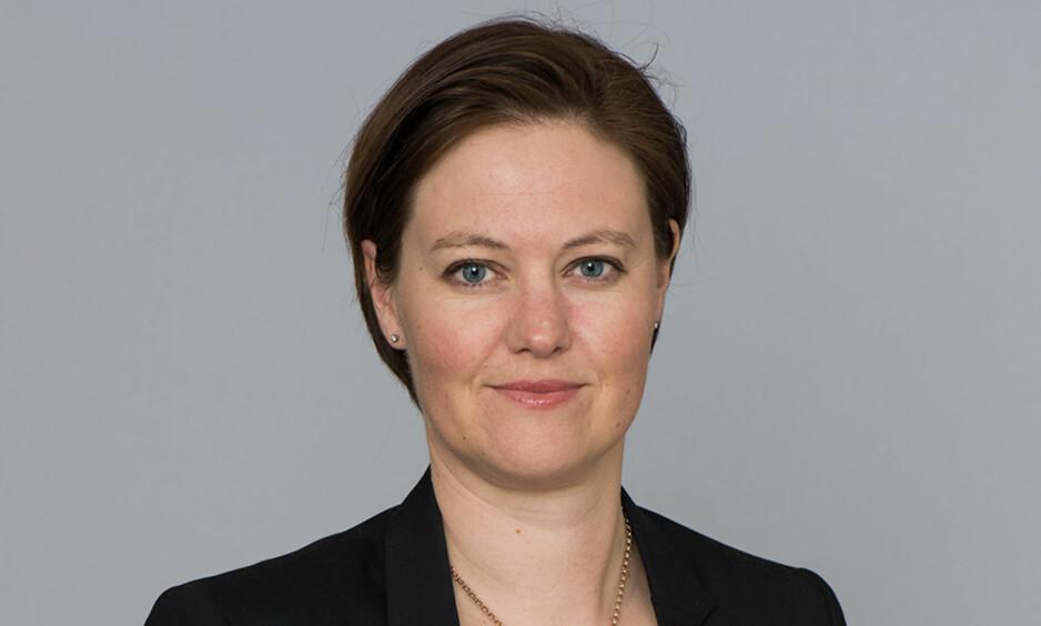HØY PRIORITET: Regjeringen prioriterer rettighetene til mennesker med funksjonsnedsettelser høyt, skriver Marit Berger Røsland. Foto: Olav Heggø / Fotovisjon.