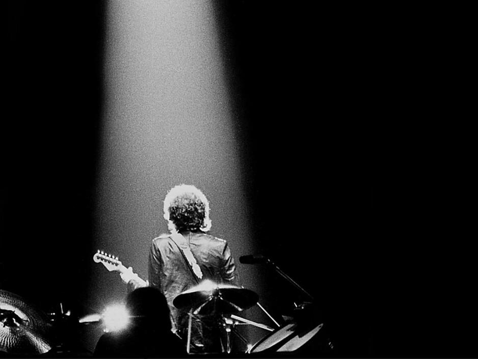 ÅRETS VINNER: Bob Dylan Foto: Tom Martinsen / Dagbladet