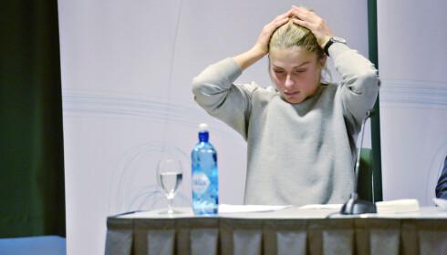 FORTVILET: De fleste nordmenn vil dømme Therese Johaug på mildest mulig vis, men norsk idrettsjuss er presset etter tapt prestisje i medisineringssaken med Martin Johnsrud Sundby. Foto: Thomas Rasmus skaug