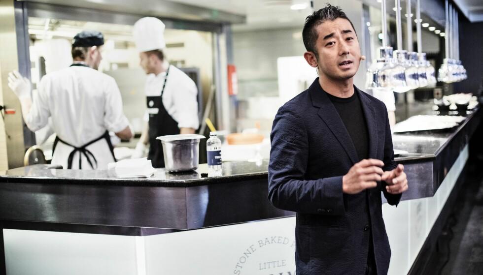 Hisato Hamada forteller om jobben med det eksklusive kjøttet, sine reiser rundt i hele verden og en streng kontroll med kyrnes liv.