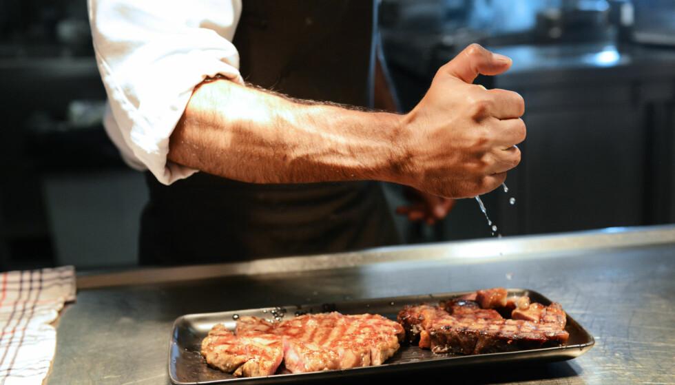 Slik blir verdens dyreste kjøtt til