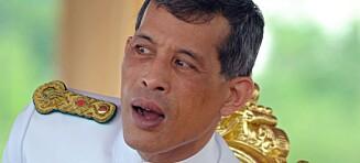 Skandaleprinsen som overtar tronen i Thailand: Tre skilsmisser, nakenbilder og korrupsjon