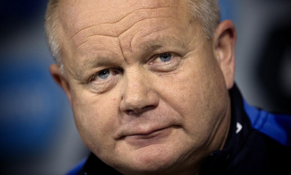 SOLID LØNN: Per-Mathias Høgmo tjente ifølge skattelistene 3,7 millioner kroner i 2015. Foto: Tomm W. Christiansen / Dagbladet