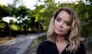 DELER SIN USIKKERHET: Sophie Elise har i gjentatte blogginnlegg delt av sine erfaringer med uren hud. Foto: Sveinung U. Ystad, Dagbladet