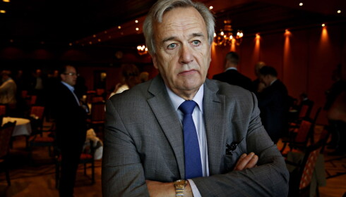 - IKKE STRAFFBART: Riksadvokat Tor-Aksel Busch fastslår at politiledelsen i Bergen ikke har gjort noe straffbart. Foto: Jacques Hvistendahl / Dagbladet