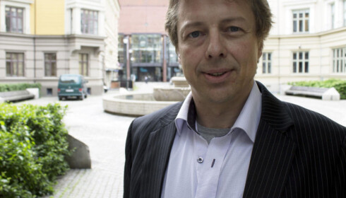 FORVRENGT BILDE: Arne Seland, som representerer 27-åringen i saken, mener Dagbladets sak gir et forvrengt bilde av virkeligheten. Foto: Sindre Granly Meldalen