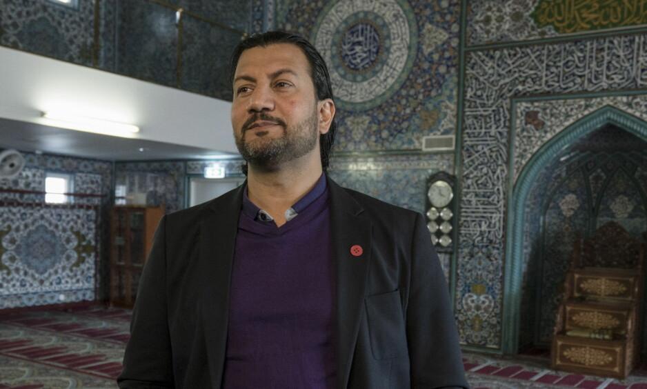 OMSTRIDT: Striden rundt Mehtab Afsar, generalsekretær i Islamsk Råd Norge, vil trolig prege det ekstraordinære møtet i rådet lørdag. Foto: Øistein Norum Monsen / Dagbladet
