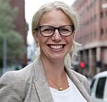 Divisjonsdirektør i Helsedirektoratet, Linda Granlund.