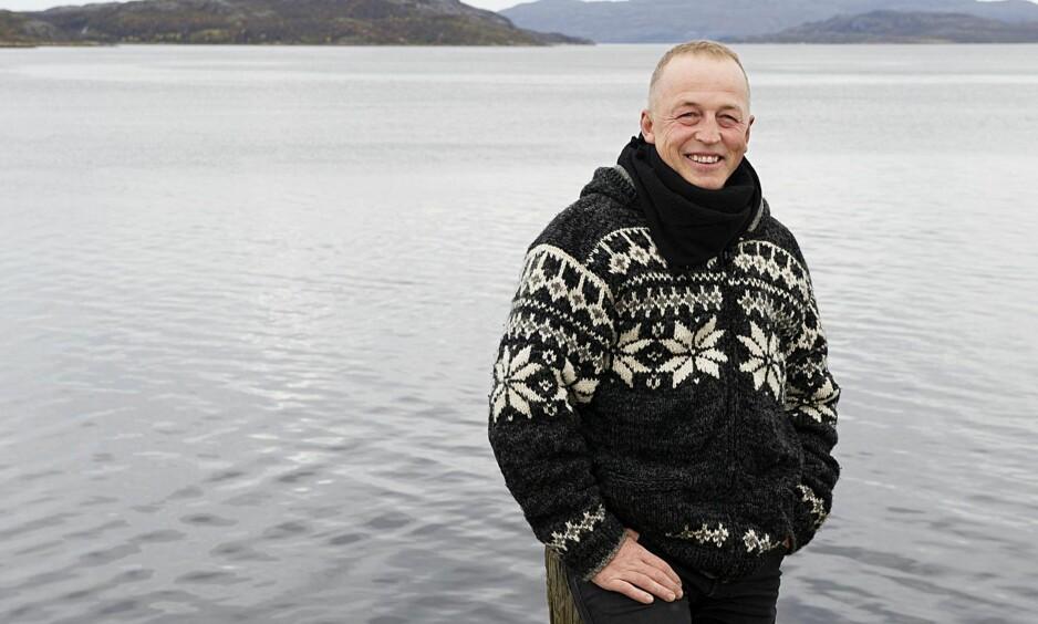 HJELPER: I dag går Eirik Nilsen langt for å hjelpe asylsøkere til å få bli i Norge. Foto: Ingun A. Mæhlum